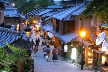 another street near kiyomizudera